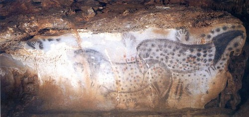 The Panel of the Spotted Horses, Cave of Pech-Merle