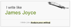I Write Like James Joyce_Page_1
