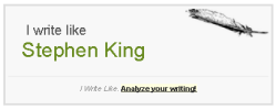 I Write Like Stephen King_Page_1